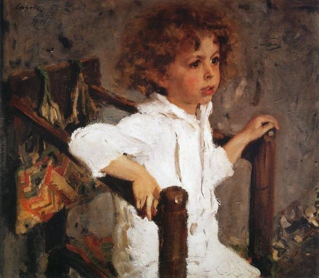 Сочинение по картине Серова «Мика Морозов» (4 класс)